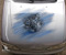 "Аэрография ""Леопард"" на капоте ВАЗ-2114, 2011г."