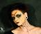 Face Art на Halloween, 2012г.