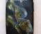 «Alien» — аэрография телефона Samsung, 2008г.
