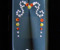 Инкрустация кристаллами Swarovski телефона LG, 2010г.