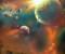 Аэрография «Космос», апрель 2015г.