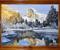 Картина «Зимний пейзаж», 2008г.